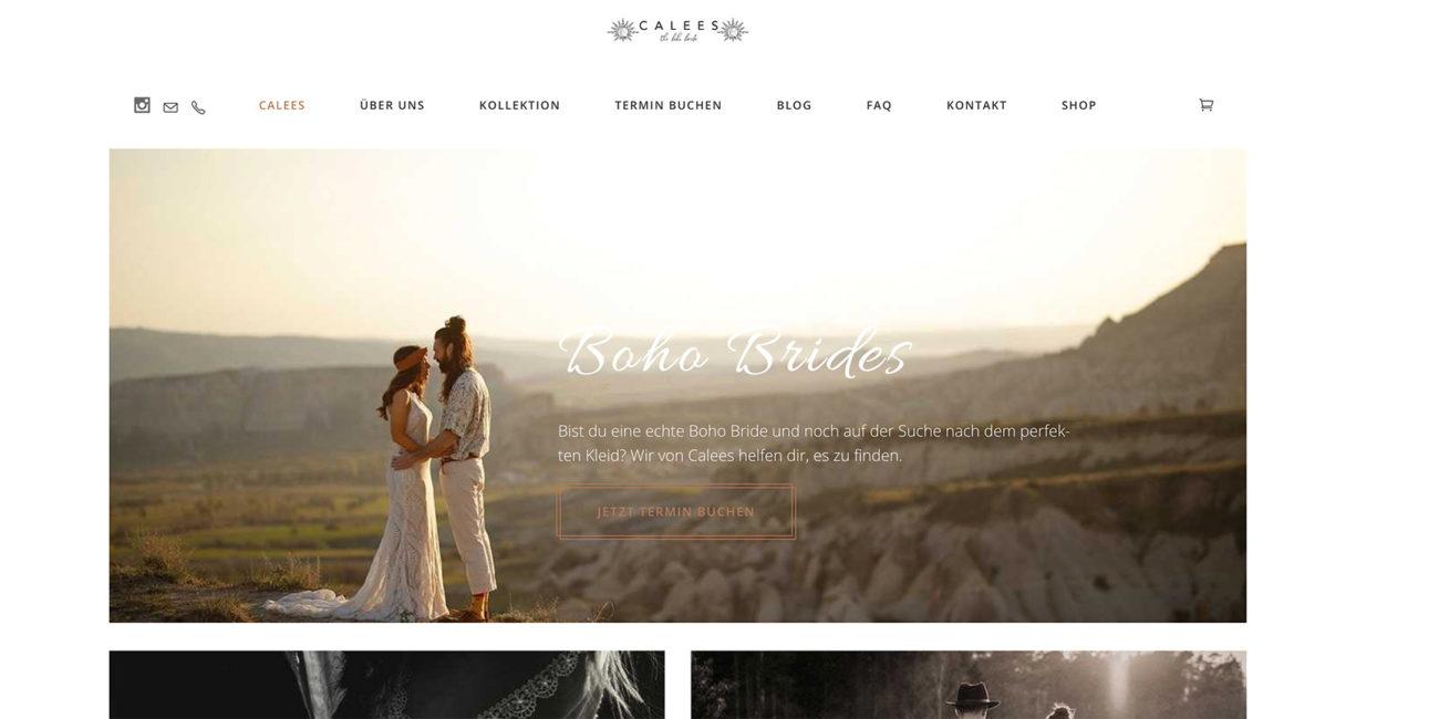 Website Calees