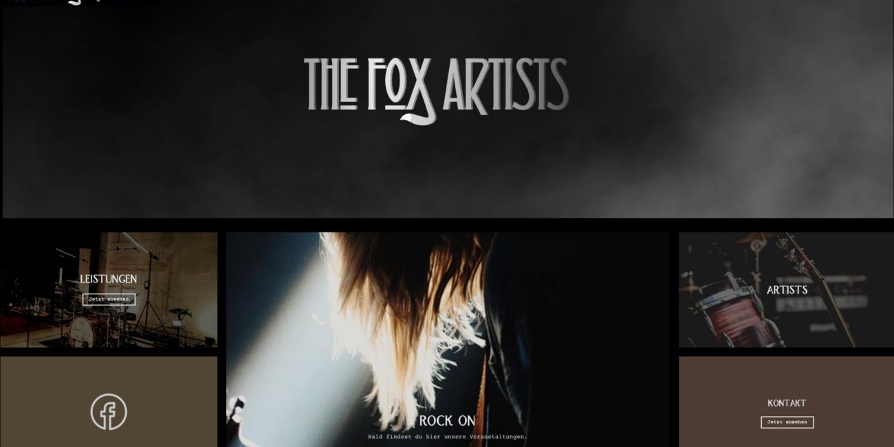 The Fox Artists